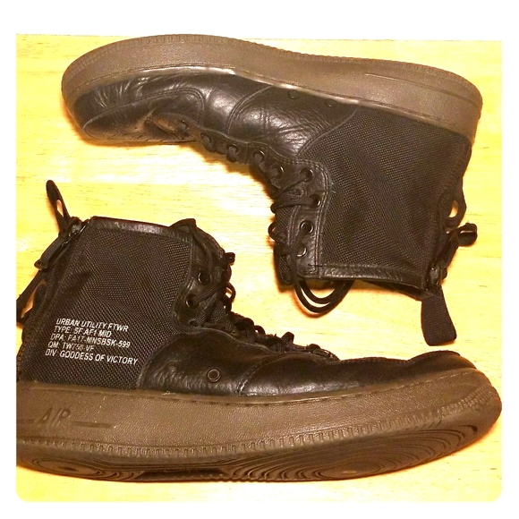 Nike Other - Nike SF Air Force 1 Special Field Mid sz 10.5